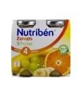 Zumos Nutriben 3 Frutas 2 X 130 ml
