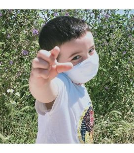Mascarilla Lavable Reutilizable Mask Plus Niños 3-5 Años