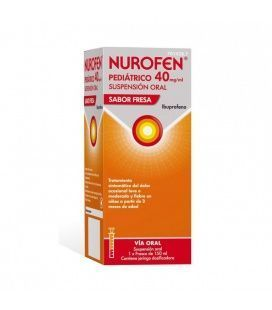 Nurofen Pediatrico 40 Mg/Ml Suspension Oral 150ml