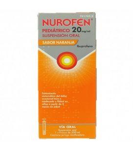 Nurofen Pediatrico 20 Mg/Ml Suspension Oral 200ml