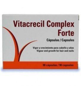 Vitacrecil Complex 90 Cápsulas