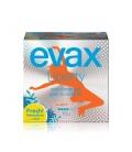 Evax Compresas Higiénicas Femeninas Liberty Super con Alas