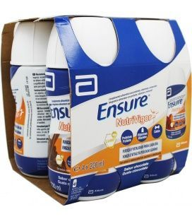 Ensure Nutrivigor Chocolate 4 X 200 Ml