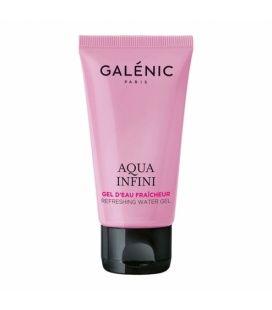 Cofre Galenic Gel Aqua Infini 50 ml +REGALO Loción hidratante 40 ml