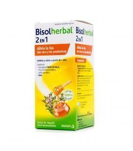 Bisolherbal 2 En 1 12 Sobres Sin Azucar