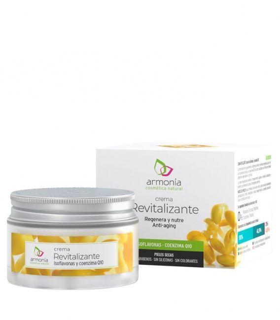 Crema Esencial Revitalizante Armonia 50Ml