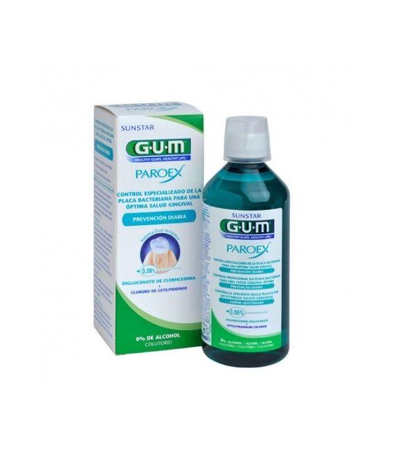 Gum Paroex Colutorio 500 ml