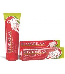 Physiorelax Ultra Heat Masaje Deportivo 75 Ml