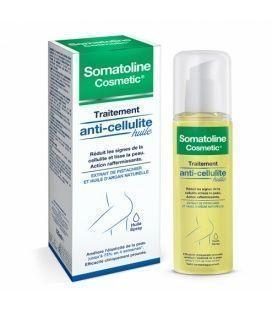 Somatoline Cosmetic Aceite Serum Anticelulitico