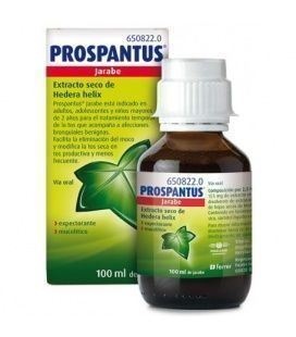 Prospantus 7 Mg/Ml Jarabe 100 Ml