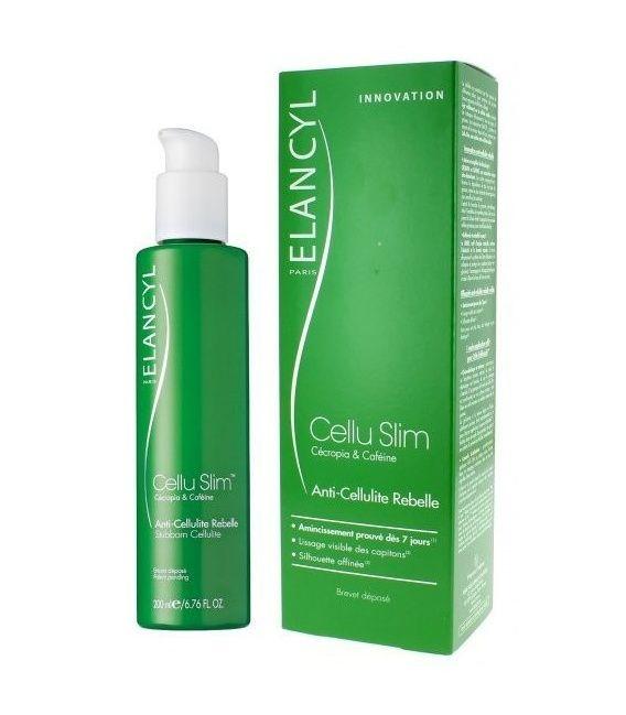 Elancyl Cellu-slim Anticelulitis Rebelde 200 Ml
