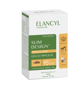 Elancyl Slim Design 60 Cápsulas