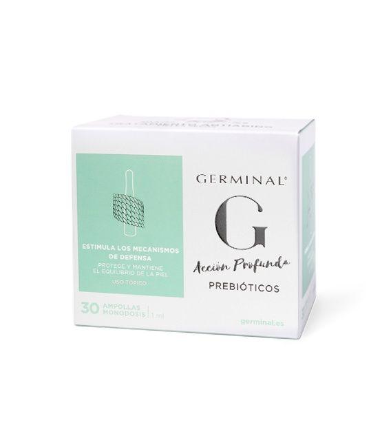 GERMINAL ACCION PROFUNDA PREBIOTICOS 1 ML 30 AMP