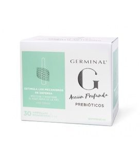 Germinal Acción Profunda Prebioticos 1 ml 30 Amp