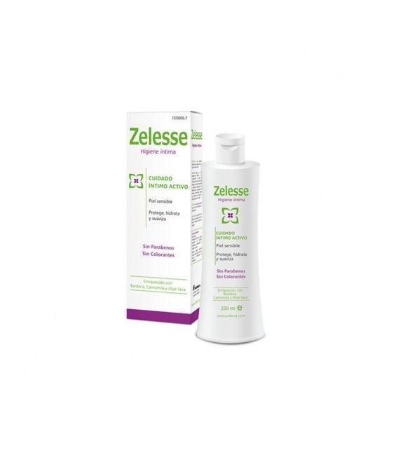 Zeleese Jabon Intimo 250 ml.