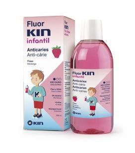 Fluorkin Infantil Fresa Colutorio 500 ml