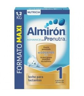 Almiron Advance 1 con Pronutra 1200 Gramos