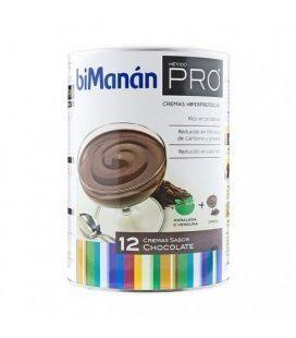 Bimanan Método Pro Crema Chocolate 12 Cremas