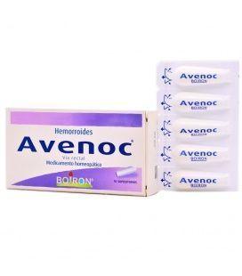 Boiron Avenoc 10 Supositorios