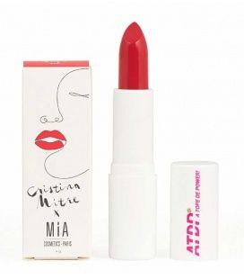 Mia Cosmetics Labial Cristina Mitre Rojo 551 4 Gramos