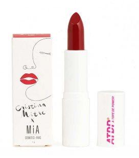 Mia Cosmetics Labial Cristina Mitre Borgoña 552