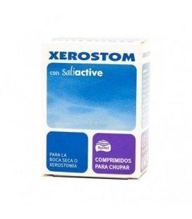 Xerostom Boca Seca 30 Comprimidos Para Chupar