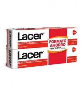 Lacer Pasta Dental Duplo 2 X 125 ml