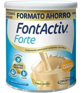 Fontactiv Forte Vainilla 800 Gramos
