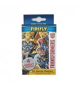 Firefly Tiritas Transformers 20 Unidades