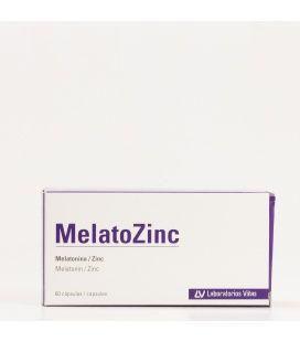 Melatozinc 1 Mg 60 Capsulas