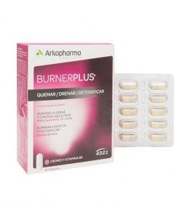 Burner Plus 60 Capsulas