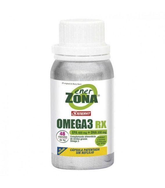 Enerzona Omega 3RX 1 G 48 Capsulas