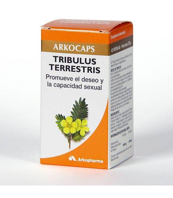 Tribulus Terrestris Arkocaps 42 Capsulas