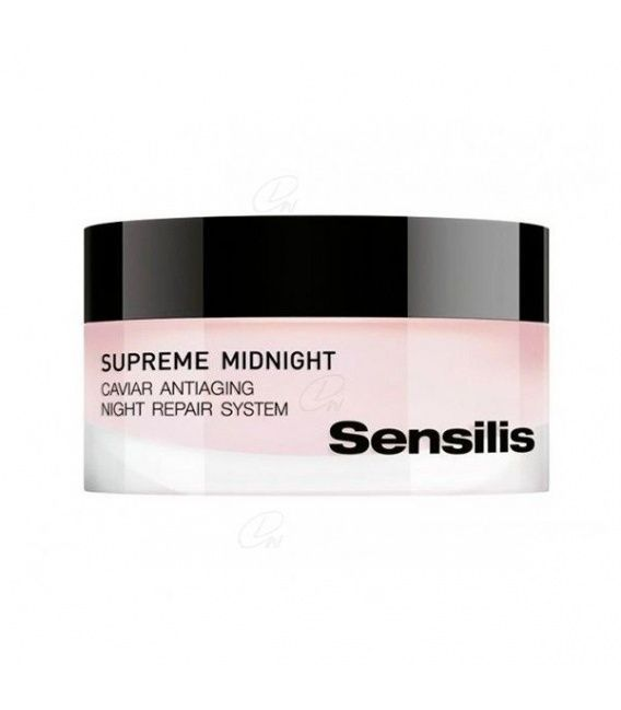 Sensilis Supreme Renewal Midnight Detox Night