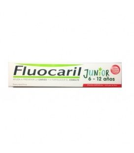 Fluocaril Junior 6-12 Años Frutos Rojos 75 Ml