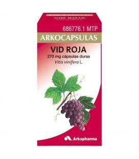 Arkocapsulas Vid Roja 270 Mg 50 Capsulas