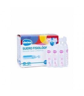Dnins Suero Fisiologico Nasal Monodosis 5 Ml 30U