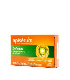 Apiserum Defensa 3 X 30 Capsulas