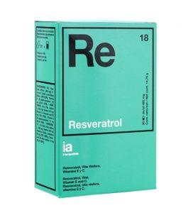 Interapothek Resveratrol Antioxidante 30 Cápsulas