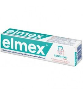 Elmex Sensitive Plus Pasta Dental