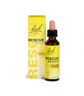 Bach Rescue Remedy Gotas Esencia 20Ml