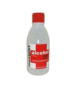 Montplet Alcohol 70 250Ml