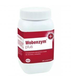 Wobenzym Plus Bote 240 Comprimidos