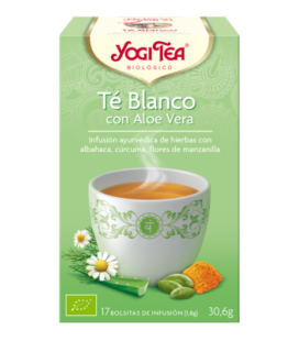 Yogi Tea Te Blanco