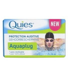 Tapones Aquaplug Proteccion Auditiva 1 Par