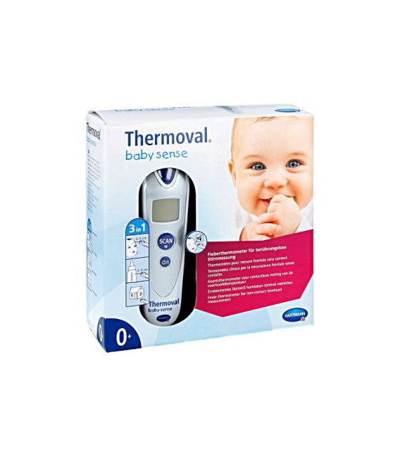 Termometro Infrarrojo Oido Y Frente Thermoval Baby