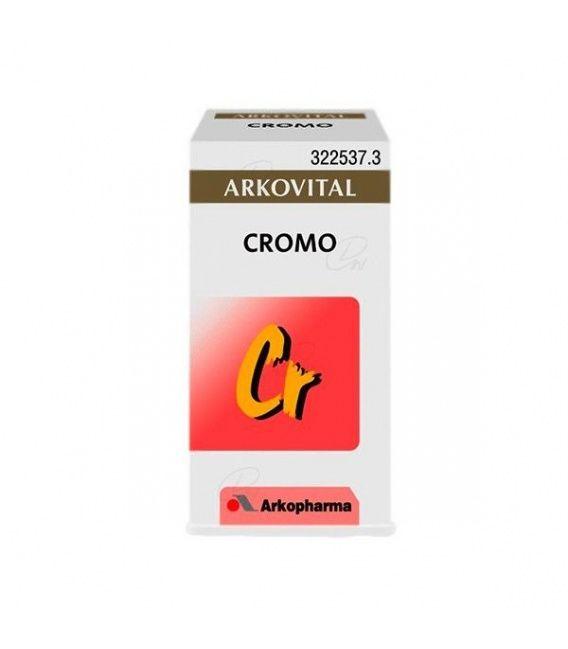 Cromo Arkopharma 50 Capsulas