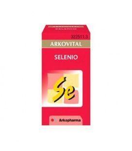 Selenio Arko 50 Capsulas
