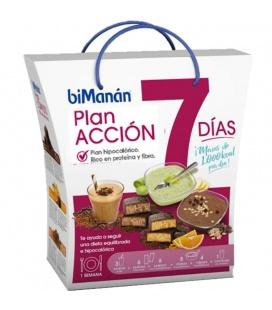 Bimanan Plan Acción 7 días