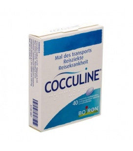 Boiron Cocculine 40 Comprimidos